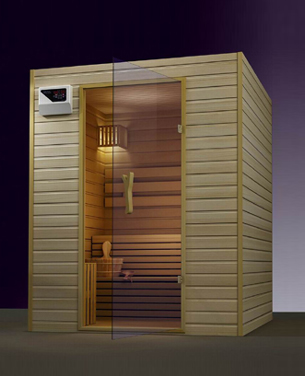 Product Thumnail Image Zoom Traditional Sauna Room