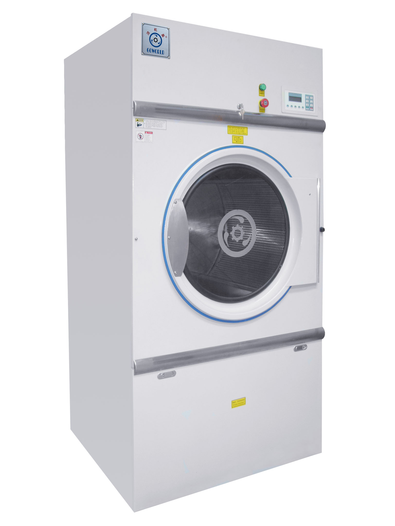 Clothes Drying Machine ~ Automatic tumble dryer laundry drying machine clothes