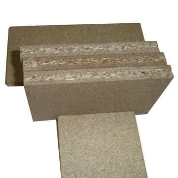 Chipboard furniture panel