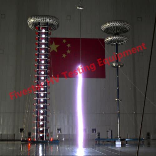 High Voltage Testing : High voltage impulse test equipment from fivestar
