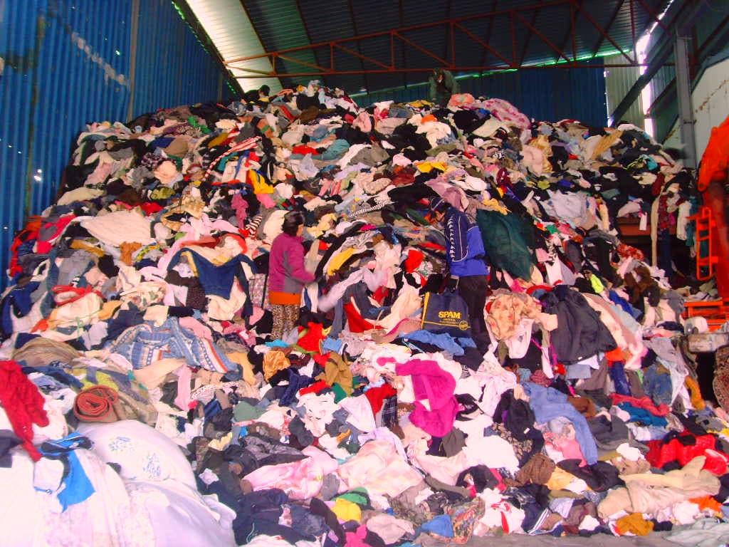 Used Clothing Tradekorea