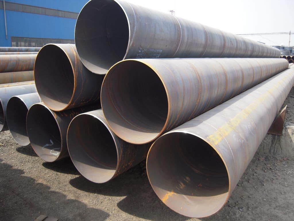 Steel Line Pipe : Saw line pipe from tianjin zhongshun petroleum steel