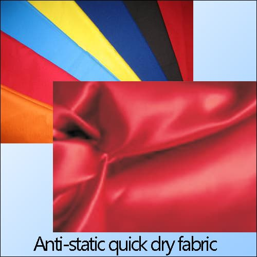 Anti Static Fabric : Anti static quick dry fabrics esd fabric from yestar tech