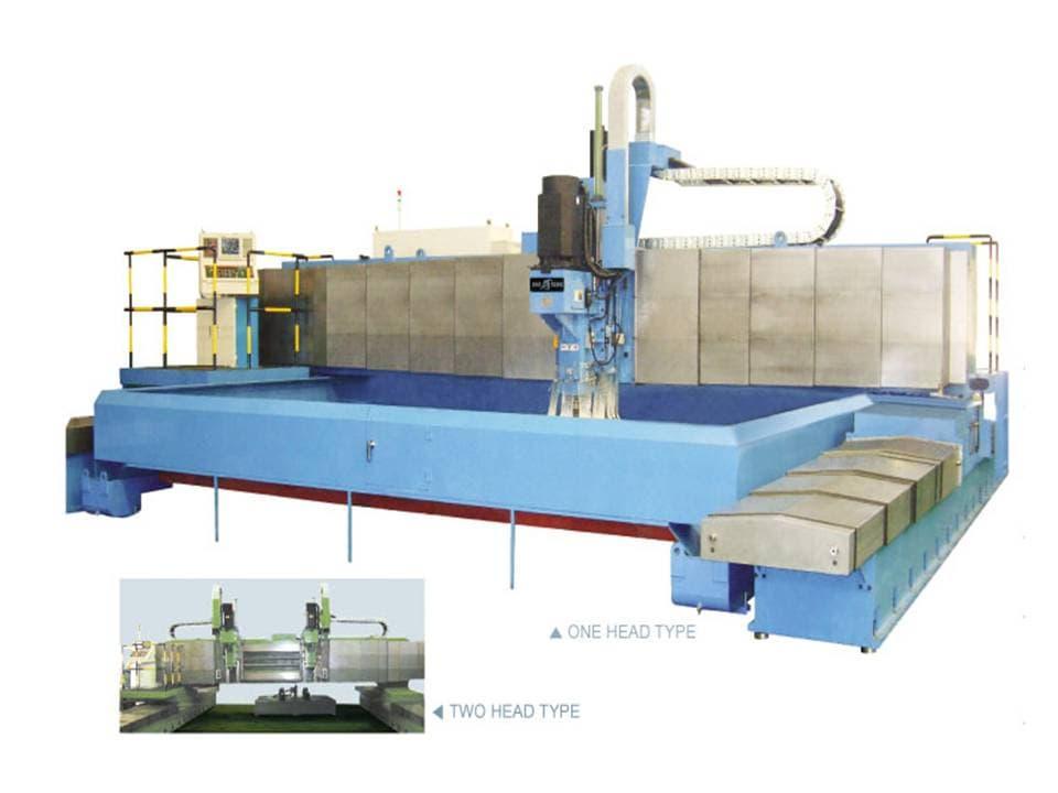 CNC Gantry Drilling Machine for Baffle Plates Flanges