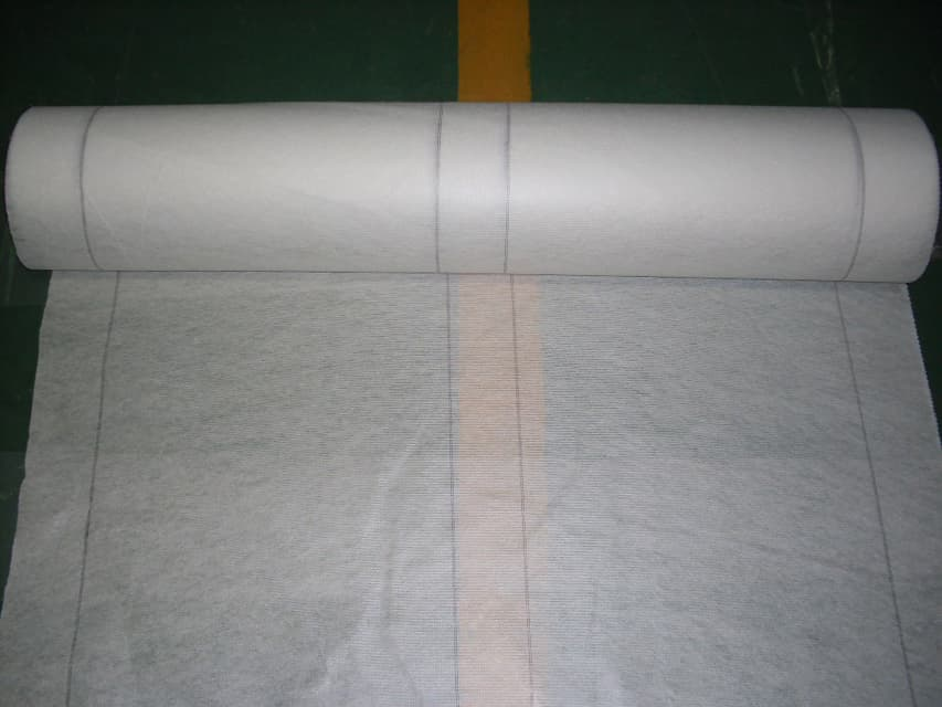 Stitch bond Nonwoven Fabric Waterproof Fabrics for Construction ...