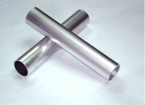 Aluminum pipe joints