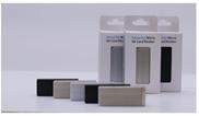 BIONIC KEY, MICRO SD CARD, FINGERPRINT SENSOR, SECURITY USB