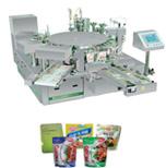 Retort Liquid Filling Rotary Packing M/C (ST-9A1PW)