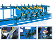 Automatic Rebar Bending Line