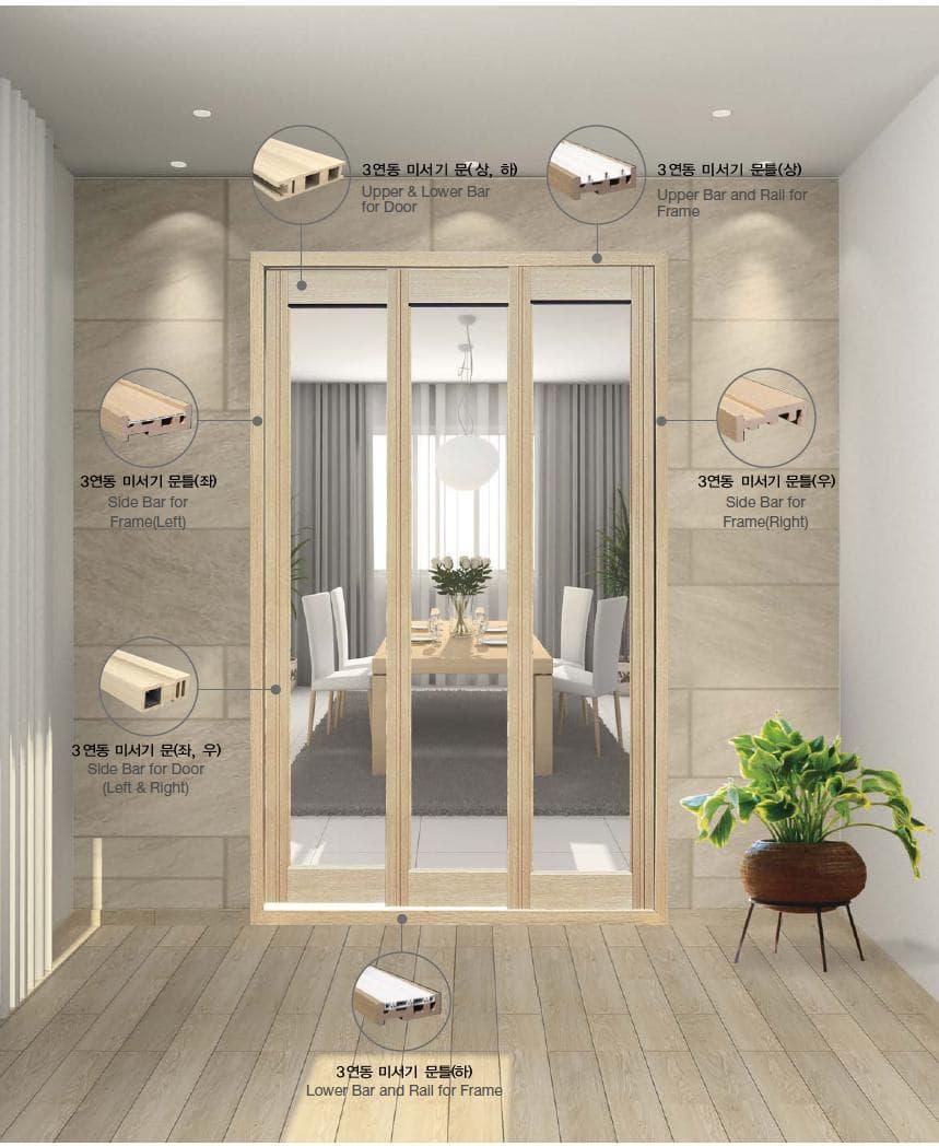 Pvc 3sliding Doorinterior Door From O Hi Tech Co Ltd B2b Product Thumnail Image Number 11 Of Soundproof Doors Interior