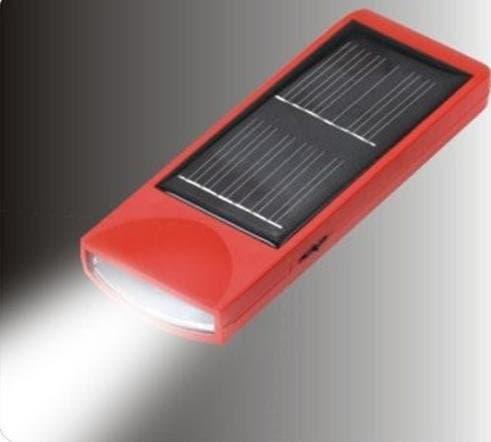 Solar Led Torch Tradekorea
