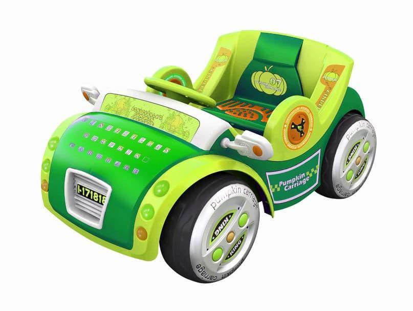 Kids Toy Car,Green | tradekorea